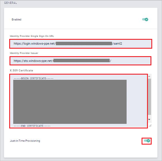 Tutorial: Azure Active Directory integration with Meta