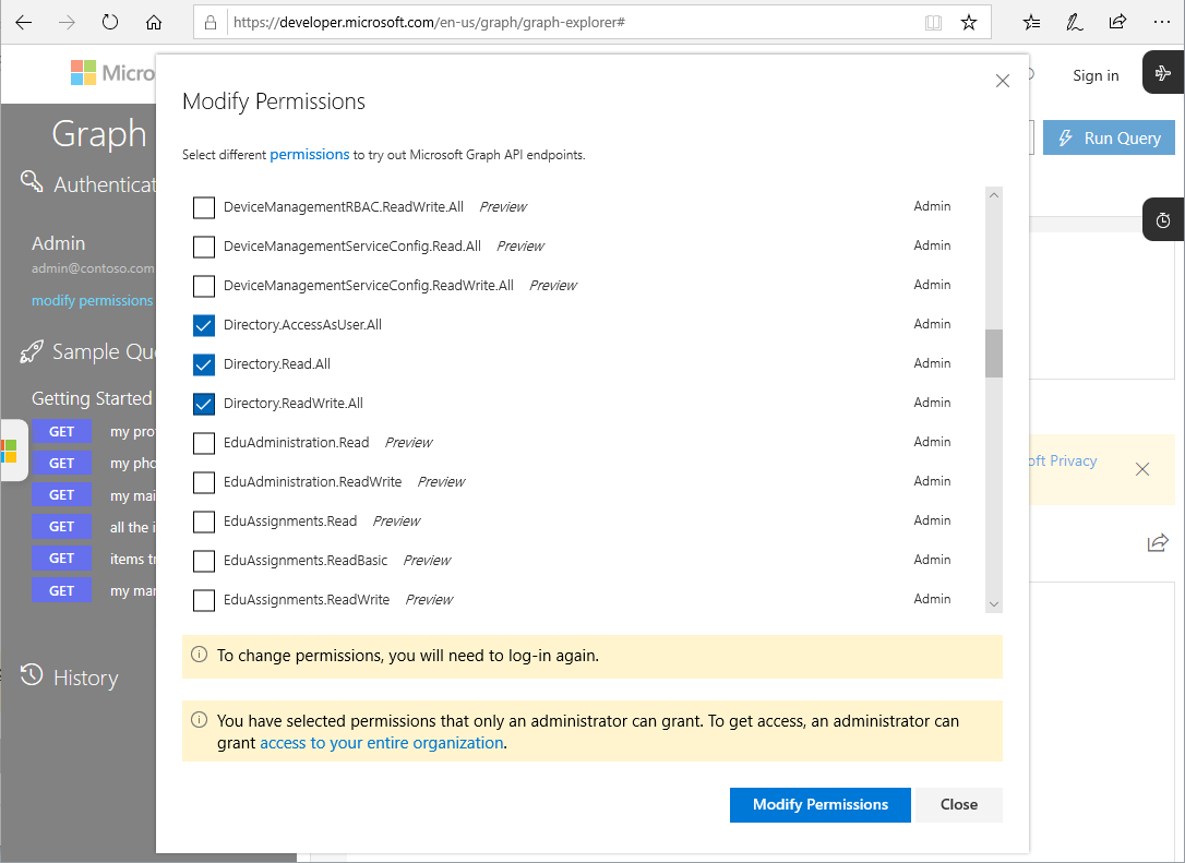 Microsoft Graph APIs for PIM (Preview) - Azure Active