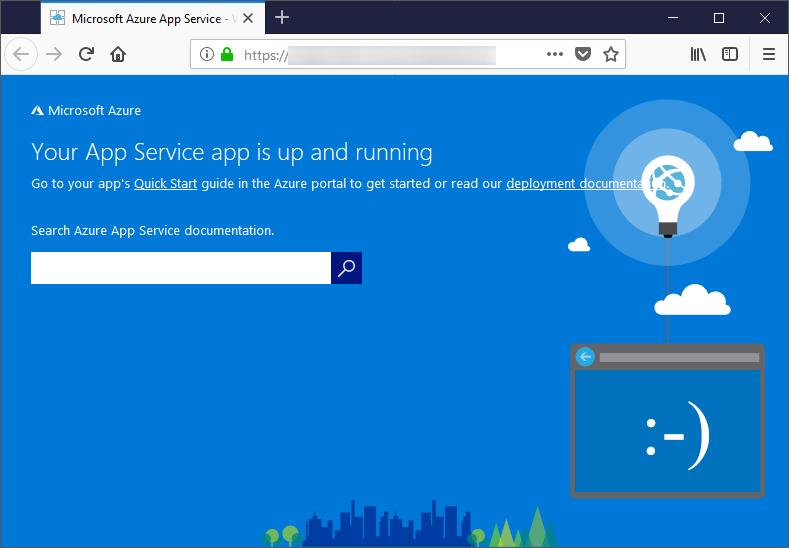 Configure Python apps - Azure App Service | Microsoft Docs