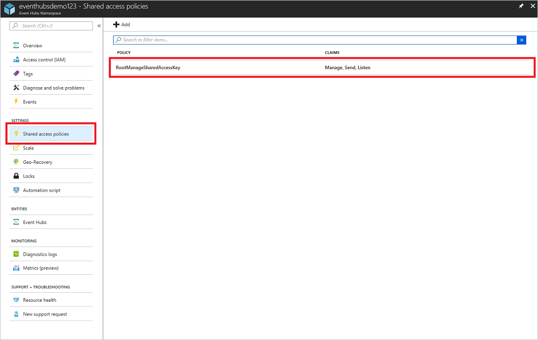 Data streaming with Azure Event Hubs using the Kafka