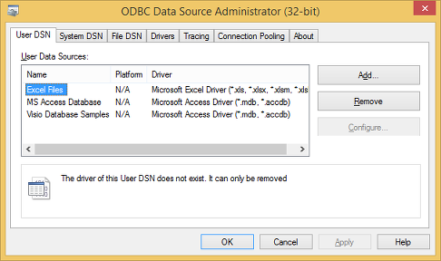 How to install odbc 32-bit drivers on windows 64-bit | test for real.