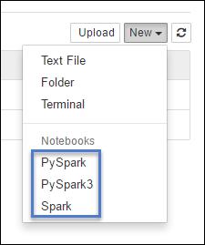 Kernels for Jupyter notebook on Spark clusters in Azure