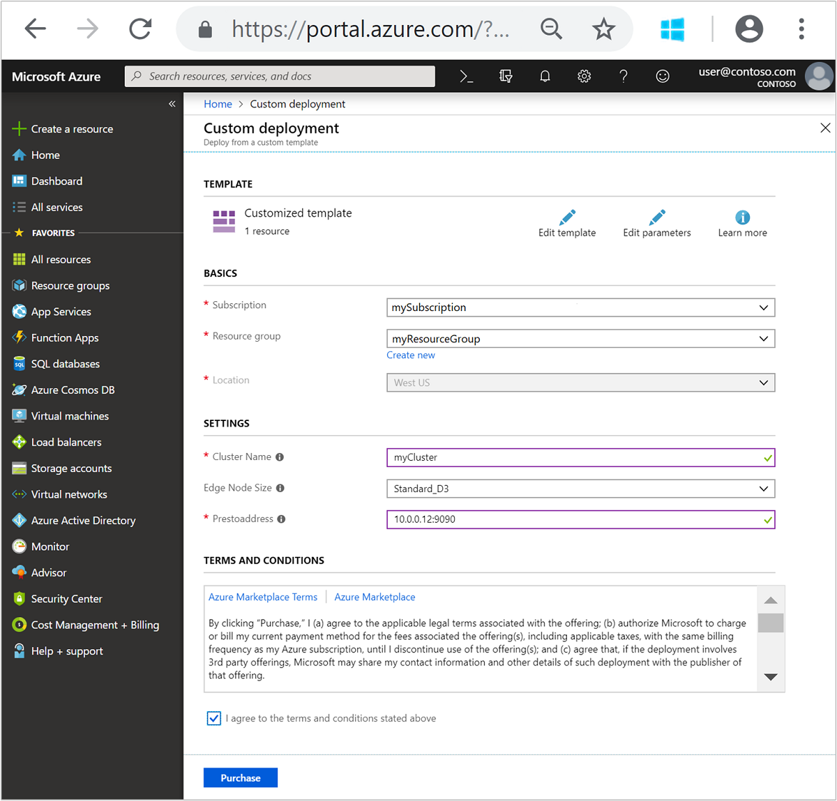 Nainstalovat Presto v clusterech Azure HDInsight s Linuxem ... 00d6348ec3