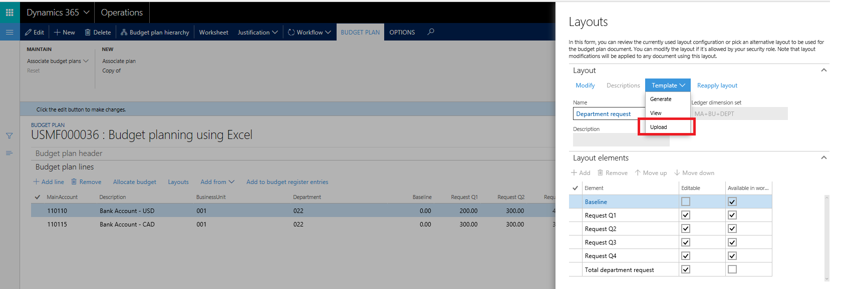 Sablony Planovani Rozpoctu Pro Excel Finance Operations