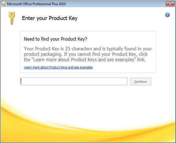 Microsoft office professional plus 2010 activator