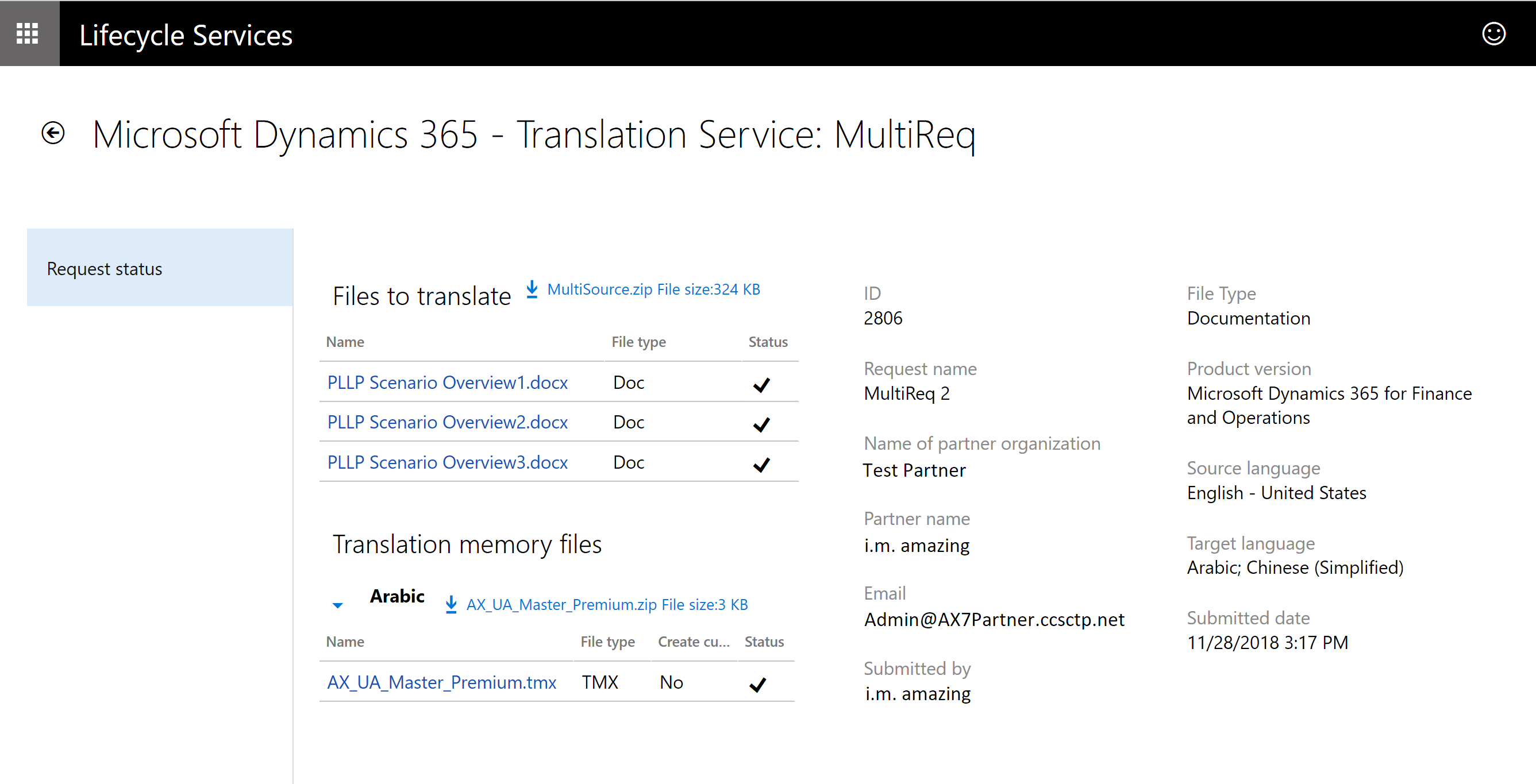 Translate documentation files - Finance & Operations | Dynamics 365 ...