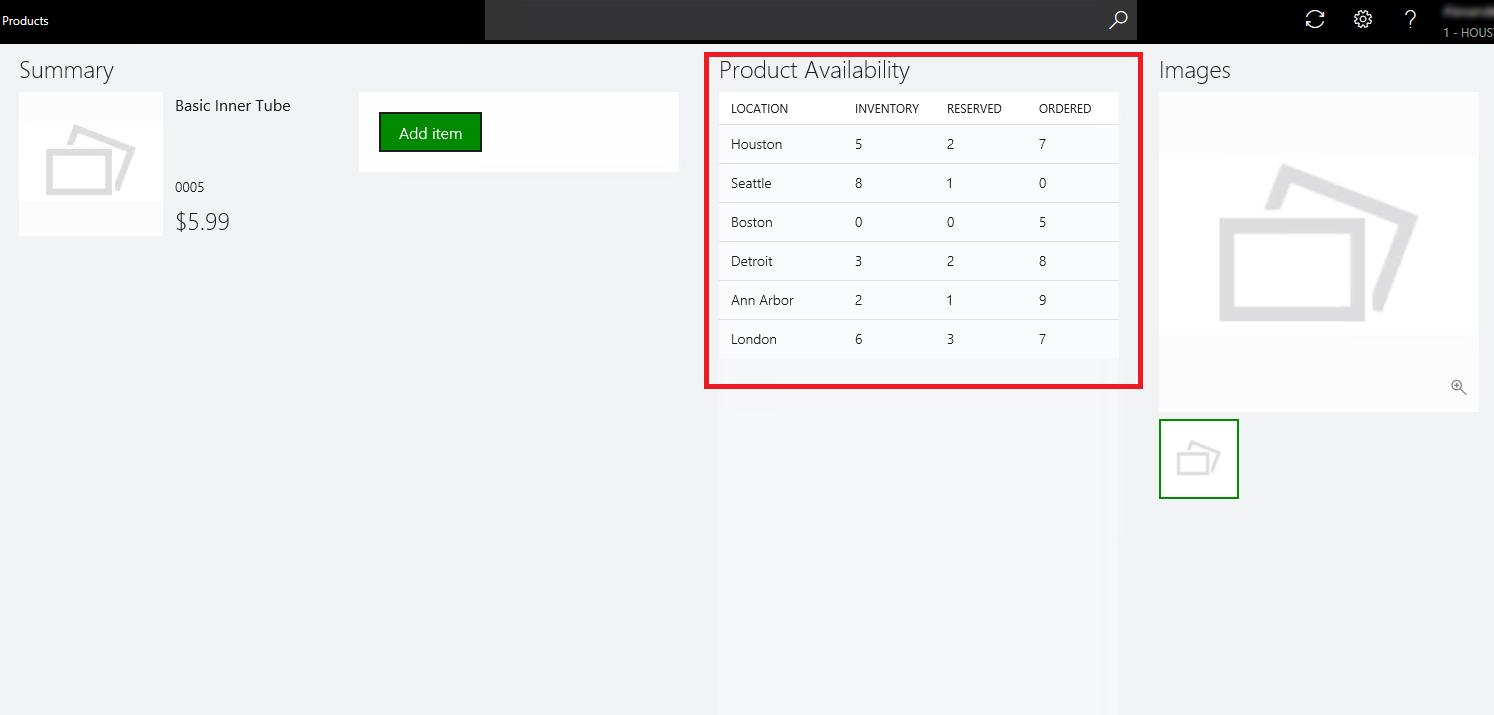 Add custom controls to POS views - Finance & Operations   Dynamics ...