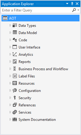 Application Explorer - Finance & Operations | Dynamics 365 ...