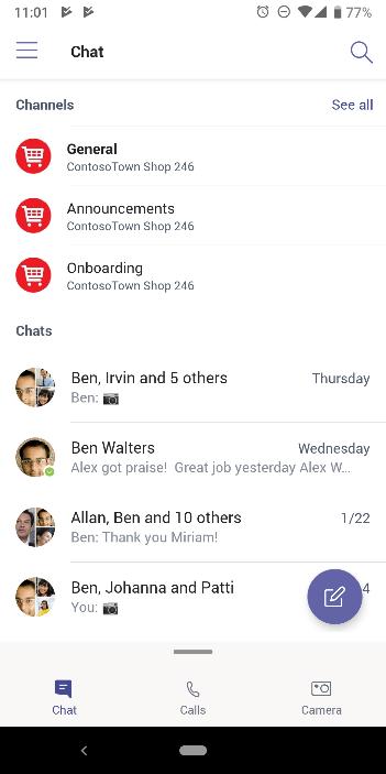 Telefon-chat-linien aus