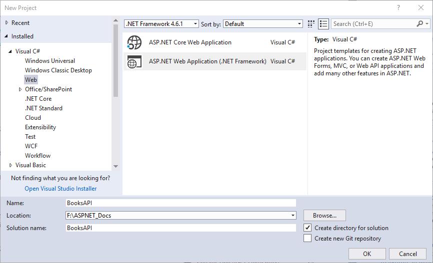Erstellen Sie eine REST-API mit Attributrouting in der ASP.NET-Web ...