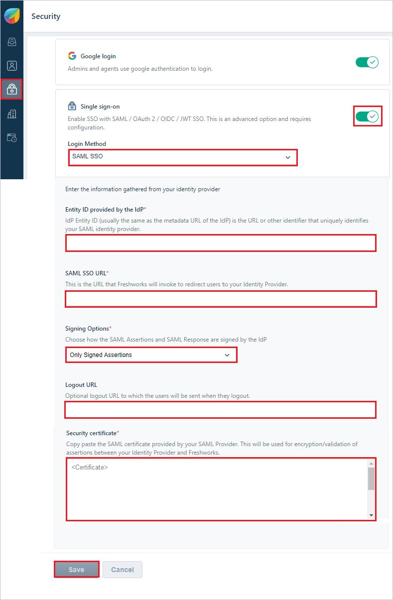 Tutorial Azure Active Directory Integration mit Freshdesk ...
