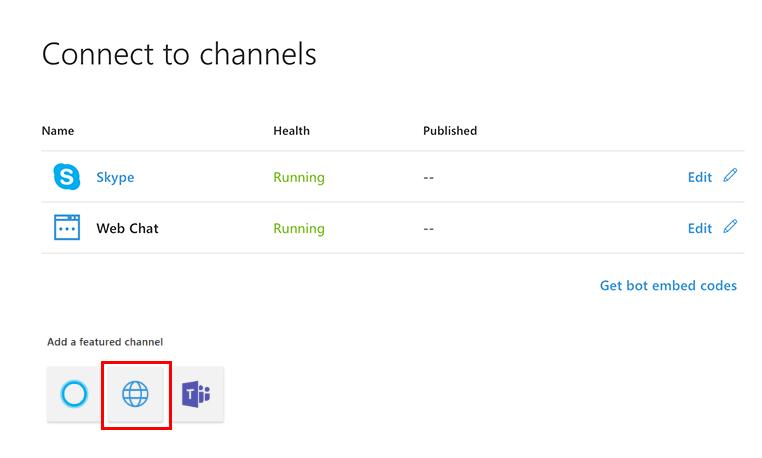 Verbinden Eines Bots Mit Direct Line Bot Service Microsoft Docs