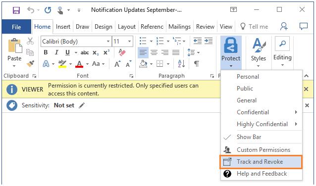 Schnellstart-Tutorial Schritt 5 – AIP | Microsoft Docs