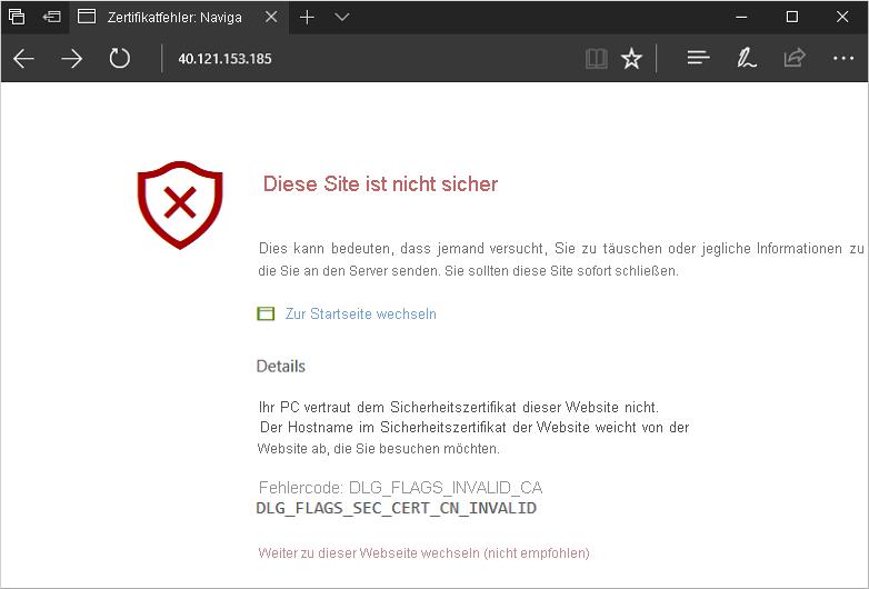 Tutorial – Sichern eines Windows-Webservers mit SSL-Zertifikaten in ...