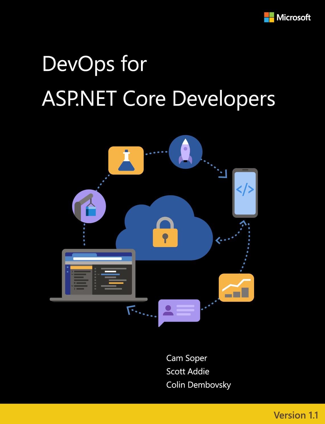 DevOps für ASP.NET Core Entwickler   Microsoft Docs
