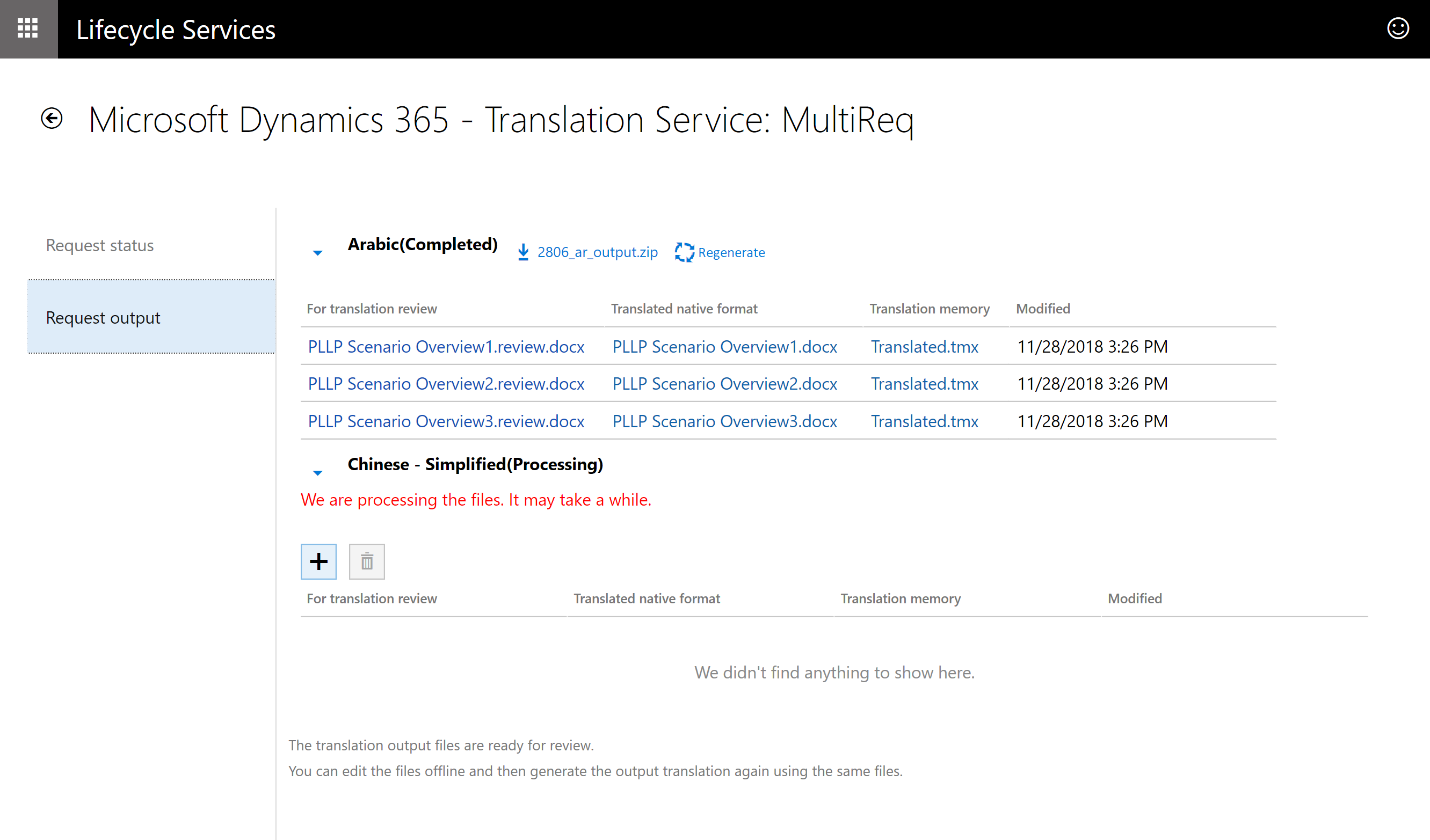 Translate documentation files - Finance & Operations | Dynamics 365 ...