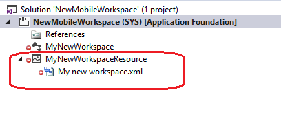 Configure workspaces by using the SysAppWorkspace class - Finance ...