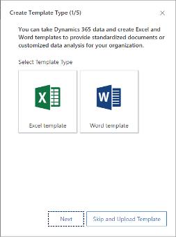 Erstellen Und Bereitstellen Von Word Vorlagen Dynamics 365 For