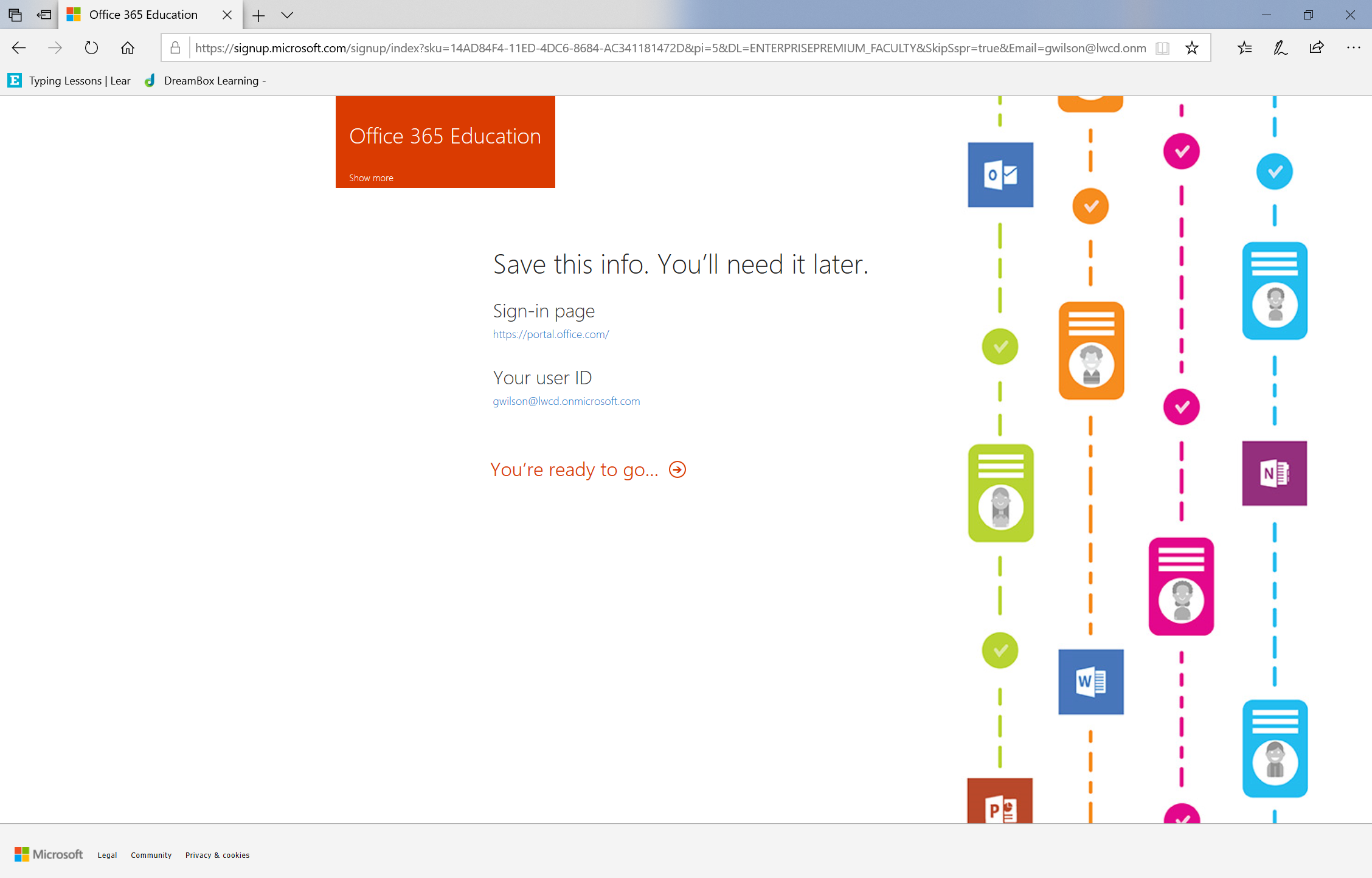 Erstellen des Office 10 Mandanten   M10 Education   Microsoft Docs