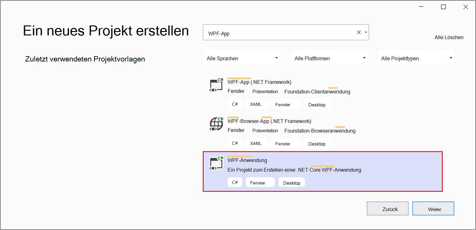 Erste Schritte mit WebView20 in WPF Apps   Microsoft Edge ...
