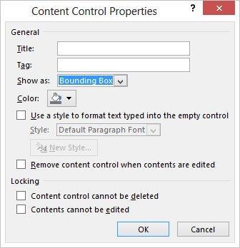 Inhaltssteuerelemente In Word Microsoft Docs