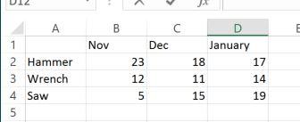 Die integrierten Excel-Arbeitsblattfunktionen können mithilfe der ...