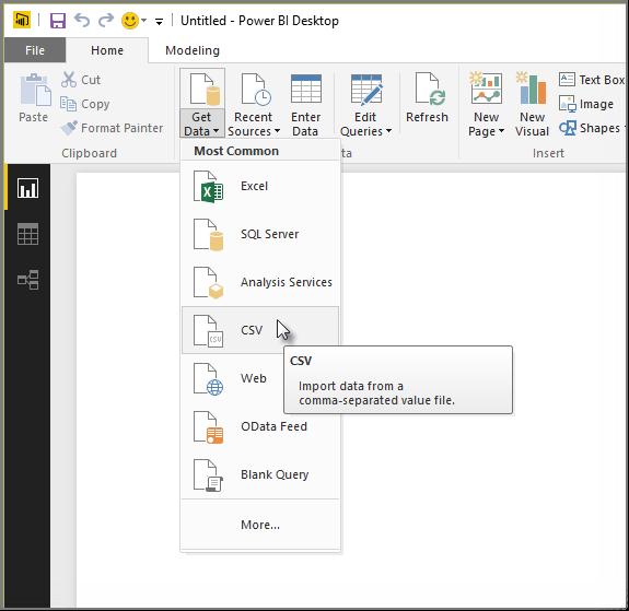 Verbinden mit CSV-Dateien in Power BI Desktop - Power BI | Microsoft ...