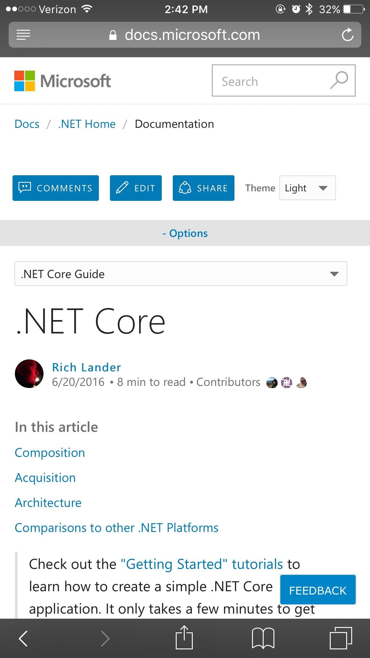 November-Update für docs.microsoft.com | Microsoft Docs