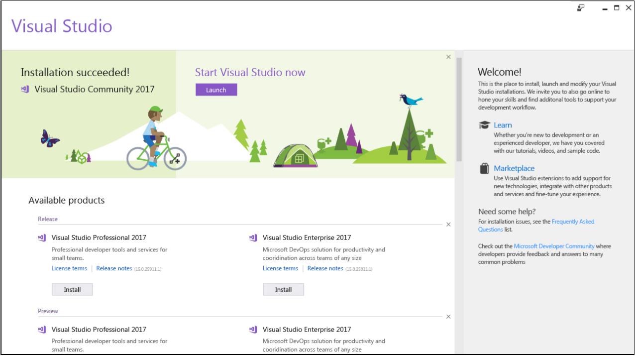 Visual Studio 2017 15.4 – Anmerkungen zu dieser Version | Microsoft Docs