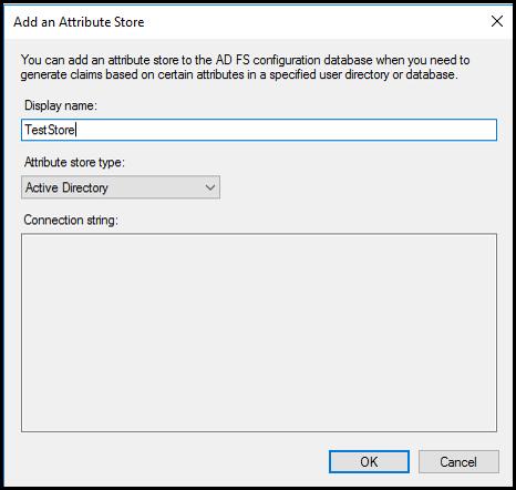 Attributspeicher hinzufügen | Microsoft Docs