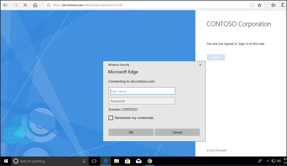 AD FS Troubleshooting - Idp-Initiated Sign On | Microsoft Docs