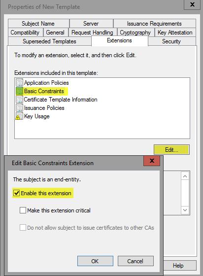 Erstellen Sie Ein Codesignaturzertifikat Das Zertifikat Für Windows
