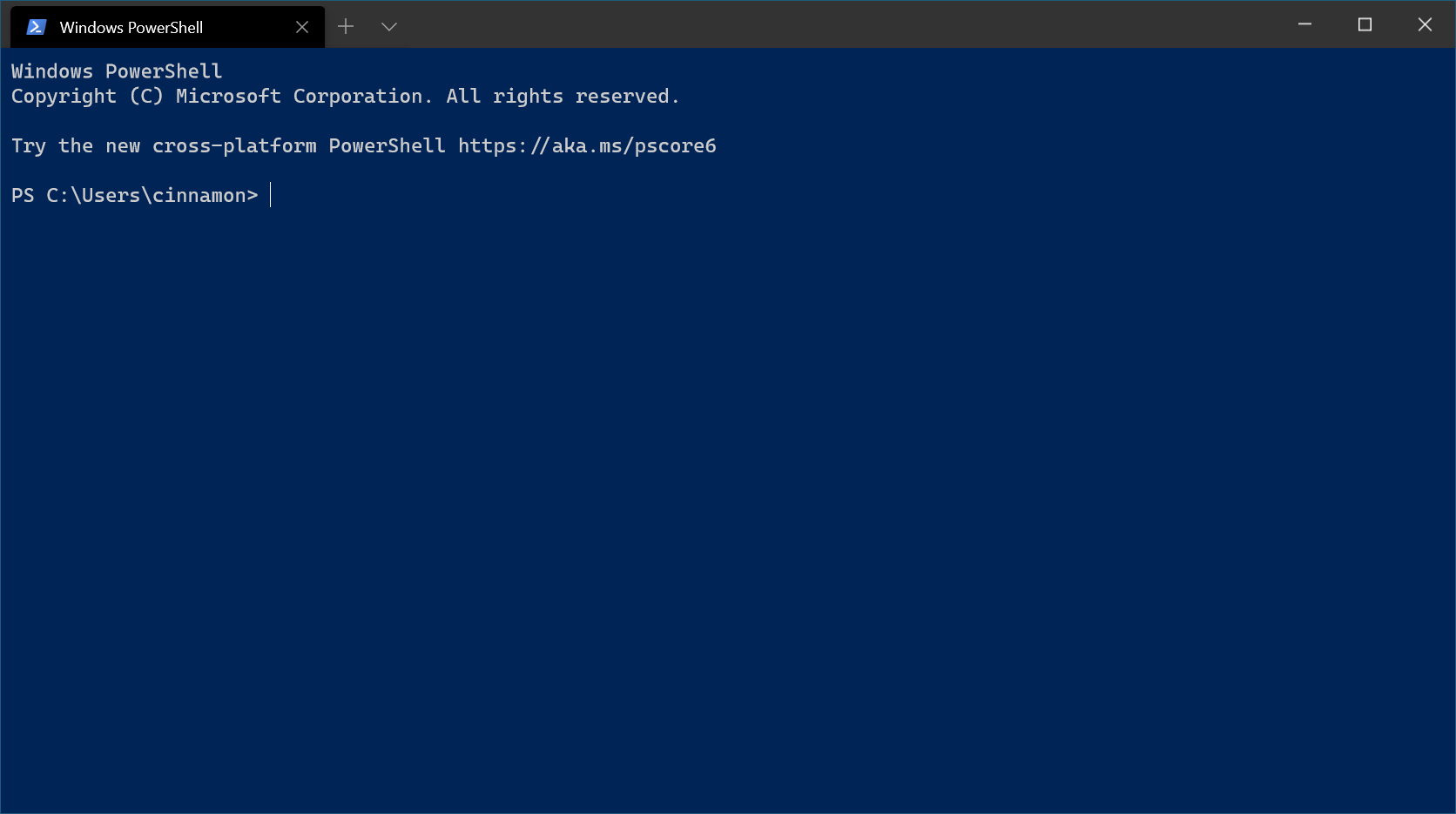 Windows Terminal Installation   Microsoft Docs