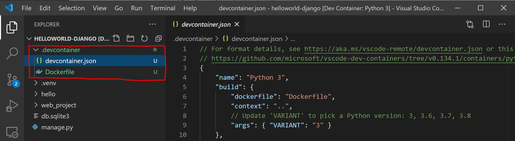 Erste Schritte mit Docker Containern unter WSL   Microsoft Docs