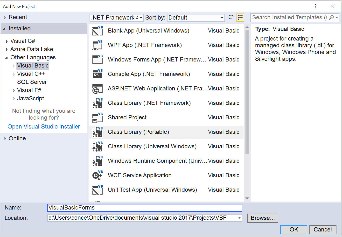 Xamarin.Forms mit Visual Basic.NET - Xamarin | Microsoft Docs