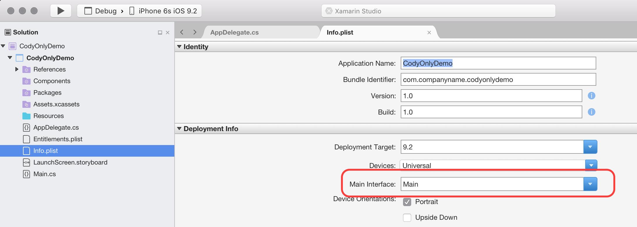 Erstellen von iOS-Benutzeroberflächen in Code - Xamarin | Microsoft Docs