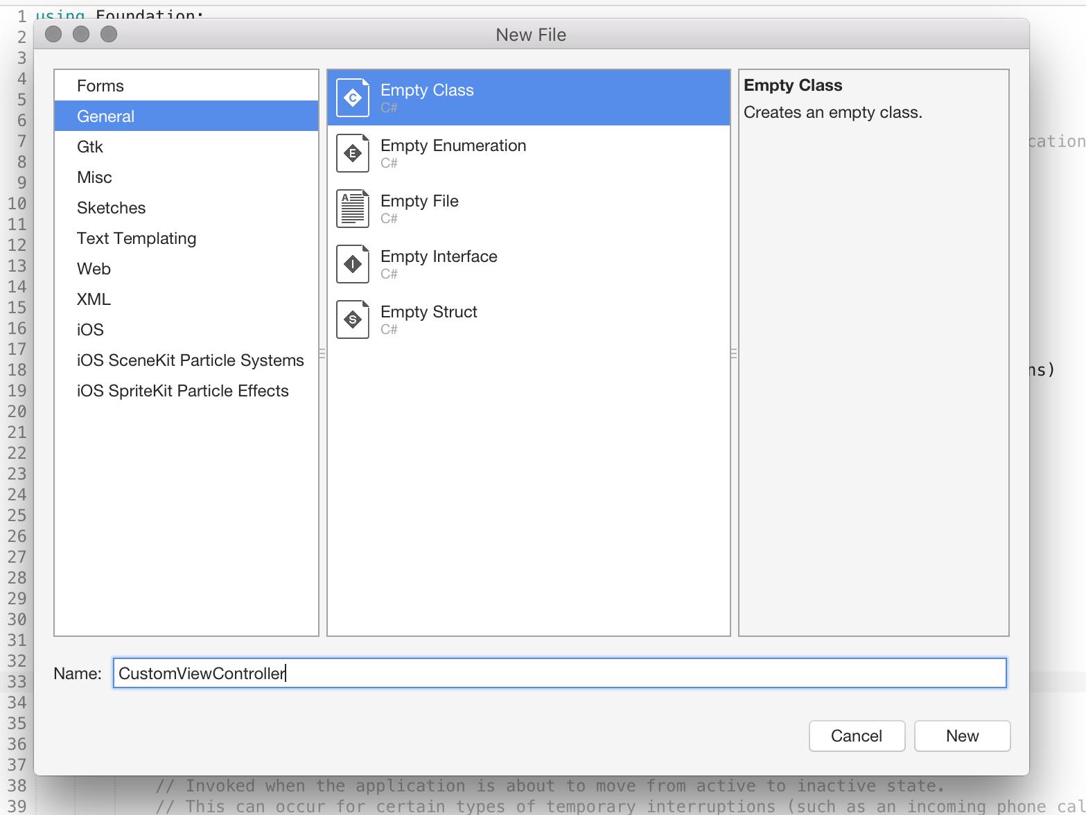Erstellen von iOS-Benutzeroberflächen im Code in Xamarin.iOS ...