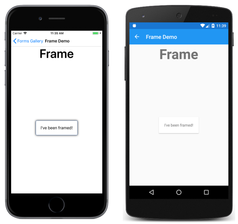 Xamarin.Forms-Layouts - Xamarin | Microsoft Docs