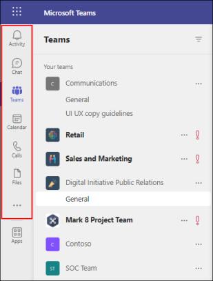 Teams Desktop App