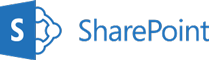 Microsoft SharePoint icon.