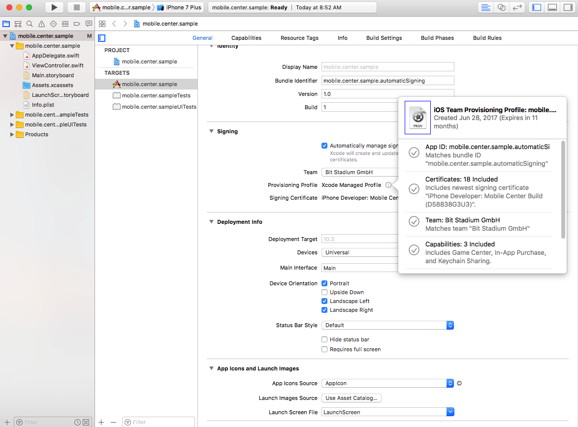how to use xcode to revoke certificate