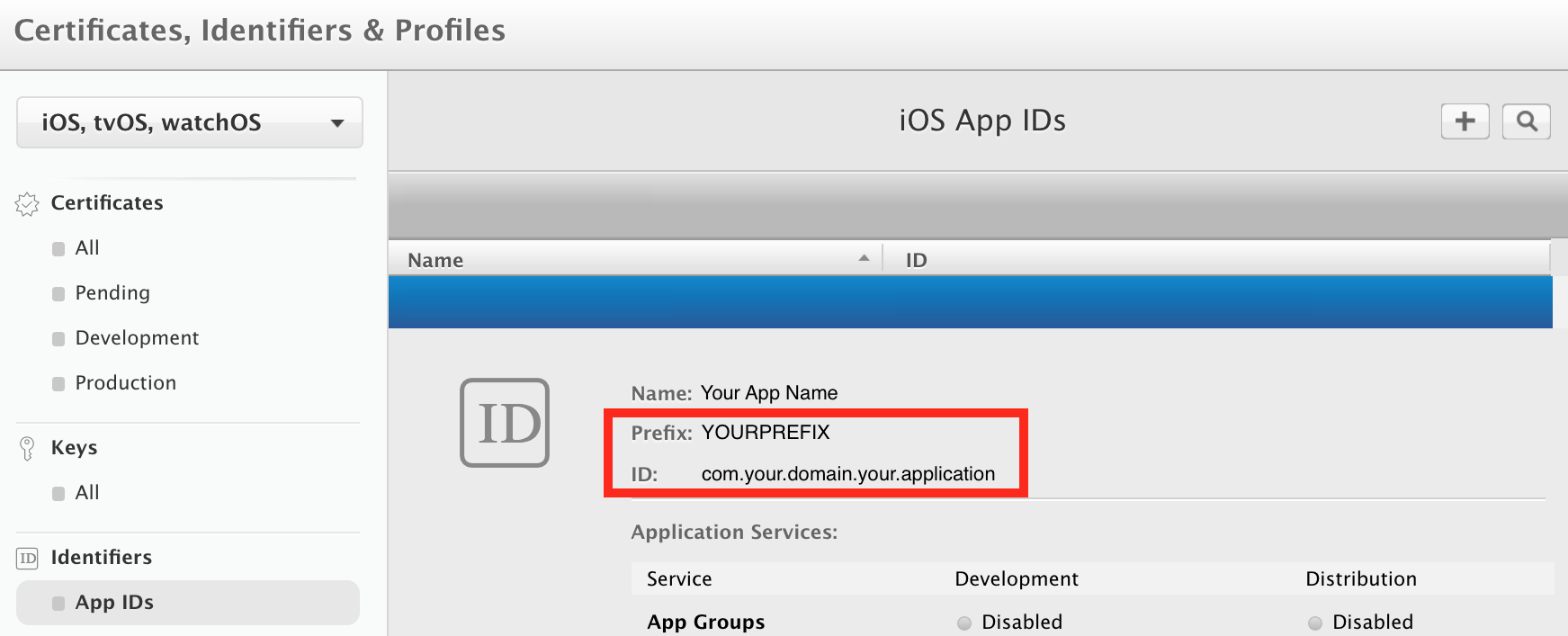 App Center Push for iOS - Visual Studio App Center