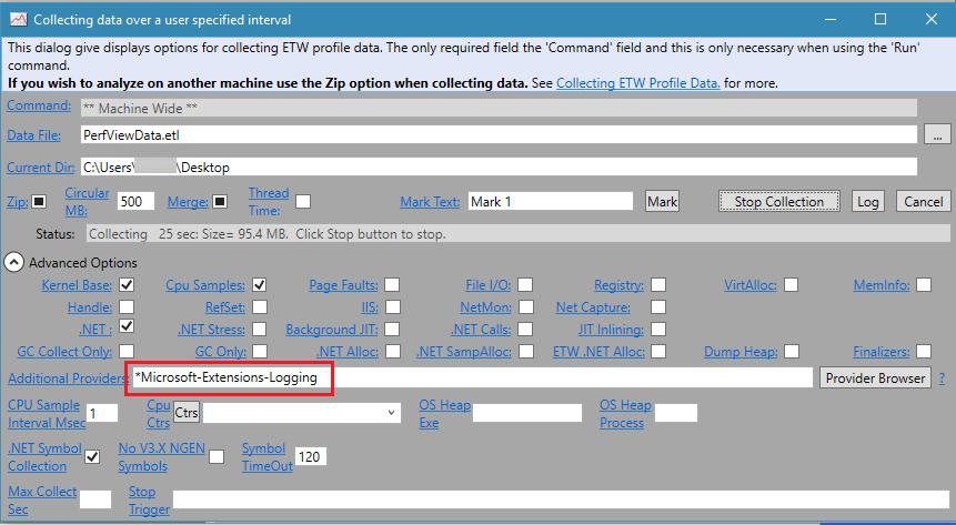 Logging in ASP NET Core | Microsoft Docs