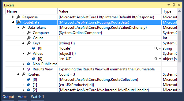 Routing in ASP NET Core | Microsoft Docs