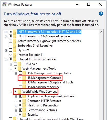 Host ASP NET Core on Windows with IIS | Microsoft Docs