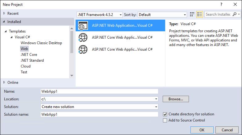 Migrate from ASP NET MVC to ASP NET Core MVC | Microsoft Docs