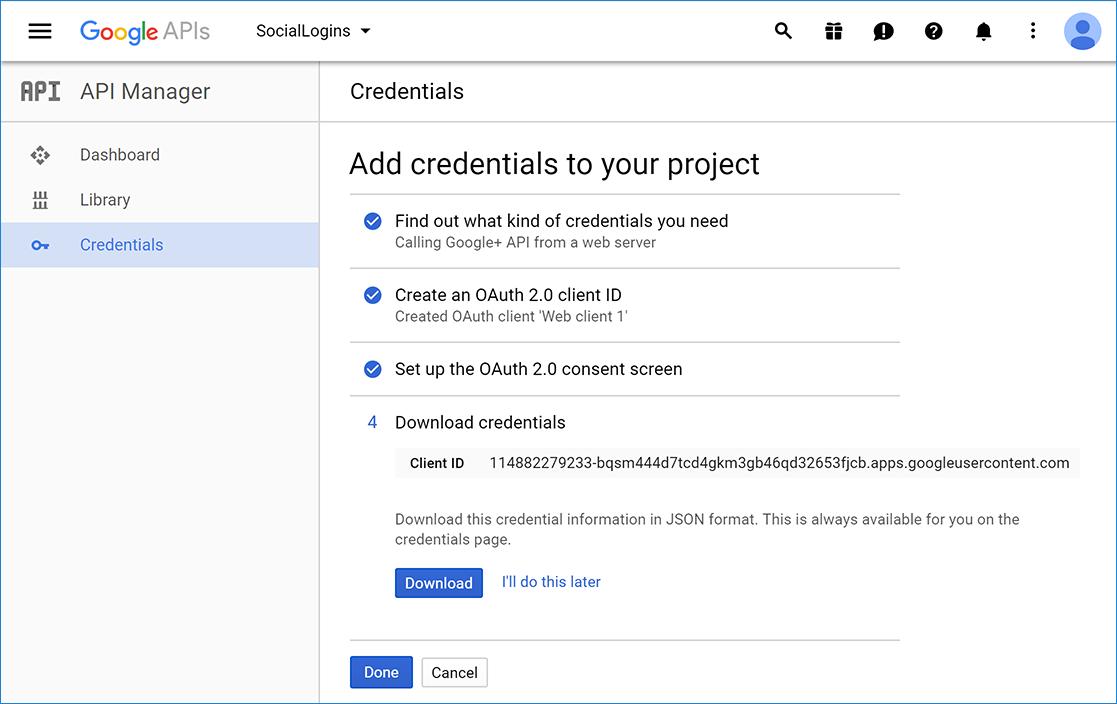 google external login setup in asp net core microsoft docs