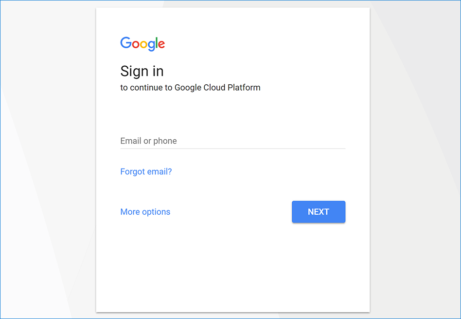 Google External Login Setup In ASPNET Core Microsoft Docs - Google docs sign in