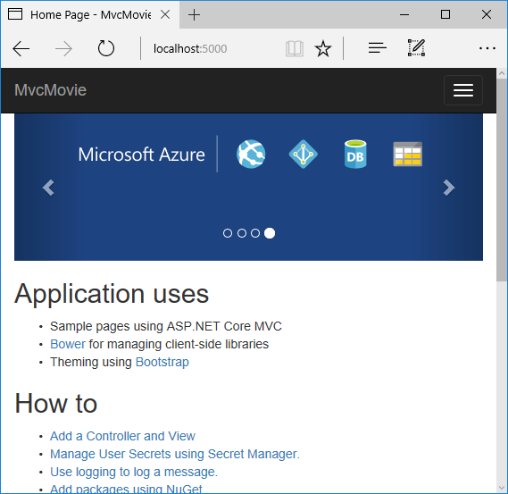 how to run iis without visual studio