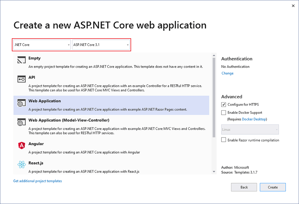Get Started With Asp Net Core Signalr Microsoft Docs
